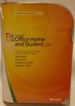 Microsoft Office 2007 Home and Student - $21.78