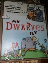 Pegasus Press Board game My Dwarves Fly Box  - $9.90