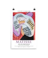 Henri Matisse The Dream - Aix-En-Provence Exhibition Poster - $6.88+