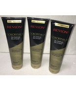 NEW Revlon ColorSilk Moisturizing Shampoo Glowing Blonde ColorStay 8.4oz... - $11.75
