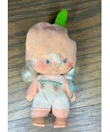 Vintage Strawberry Shortcake Apricot and Hopsalot with box1980 Kenner - $16.83