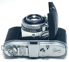 KODAK Retina Ib 1b Vintage film Camera Xenar f/2.8 50mm Lens Germany AS IS - $76.50