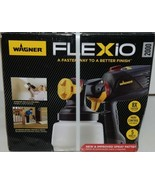 Wagner 0529086 Indoor Outdoor Paint Sprayer FLEXio 2000 New in Box - $145.99