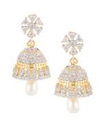 Efulgenz Designer Jhumki Earring for women - $30.00