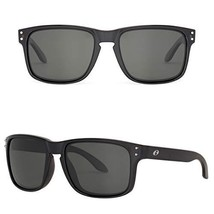 BNUS Square Black frame Polarized Sunglasses for men women Square Black ... - $75.91