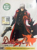 Devil May Cry Eps 1-12 End English Dubbed & Subbed Ship From USA
