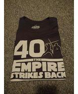 Star Wars Celebration ESB Empire Strikes Back 40th Exclusive T-Shirt lar... - $29.99