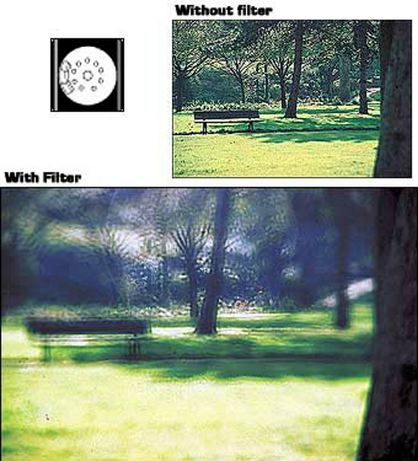 Primary image for Cokin 092 A092  Dreams 2 Filter  A Series  Brand New  CLEARANCE SALE