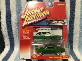 MCA59 Johnny Lightning Muscle Cars 1967 Chevy Nova SS A1 R2 #10  JLMC002/12 2016 - $17.82