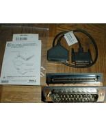 Dell Latitude Inspiron C External Floppy Cable 53975 Series NEW - $7.91
