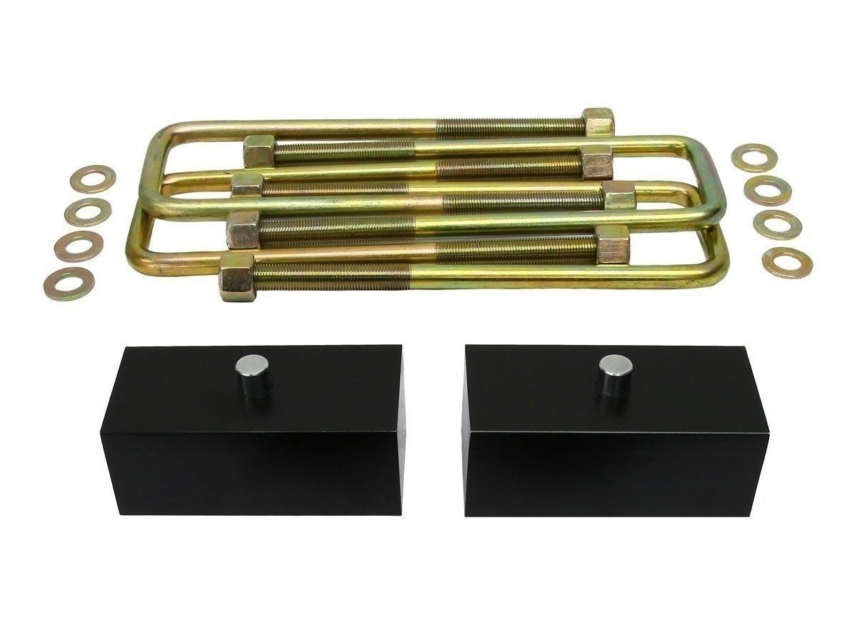 "1/"" R Leveling Lift Kit 4x4 4wd Pro w// Shock Extensions 88-99 GMC K1500 3/"" F"