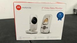 "Motorola 2"" Video Baby Monitor Model MBP481 - $37.39"