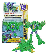 Transformers Cyberverse: Toxic Slice Acid Storm New in Package - $34.88