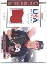 2012 Panini USA Baseball 18U National Team Jerseys #19 Garrett Williams NM-MT (M - $35.00