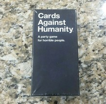 Cards Against Humanity Base Set 2.0 Adult Party Game 600 Cards NIB New S... - $19.99