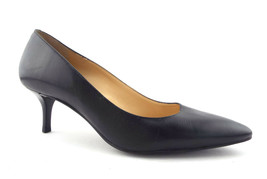 COLE HAAN Size 7 Classic Black Leather Heels Pumps Shoes AIR - $68.00