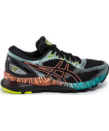 Asics Gel Nimbus 21 Lite Show 2.0 Women Black Neutral Running Shoes 1012... - £119.55 GBP
