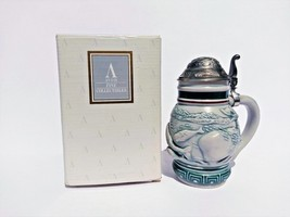 Avon Endangered Species 1992 The Sperm Whale Mini Stein #005156 With Box - $33.20
