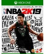 Microsoft - Xbox One X 1TB NBA 2K19 Bundle with 4K Ultra HD Blu-ray - Black - $420.74