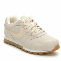 Nike MD Runner 2 SE Women's Tan Suede Casual Shoes AQ9121 801 - $39.99