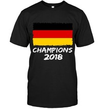 Germany Champions 2018 Football Jersey Soccer Shirt German - $17.99+