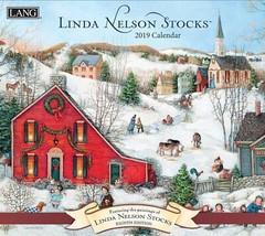 The LANG Companies Linda Nelson Stocks 2019 Wall Calendar 19991001924 - $22.05