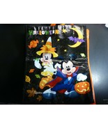 Disney Mickey Mouse & Minnie Mouse Halloween Trick or Treat Bag  - $9.79