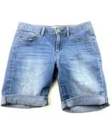 Jessica Simpson Women's Blue Denim Shorts 27 - $19.79