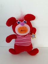 "Mattel SING A MA JIG Red Singing Plush Toy ~ Yankee Doodle Song 9"" - $17.62"