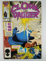 Cloak and Dagger # 11 - Marvel Comics Group 1986 - £2.40 GBP