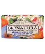 Nesti Dante Bio Natura Ginseng & Barley Bar Soap 250 gr. / 8.8oz - $11.50