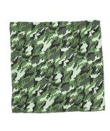 Tommy Hilfiger Men's Camo Fatigue Pocket Square (One Size, Olive) - $24.75