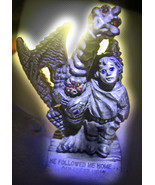 FREE W $49 Haunted DRAGON FIGURINE 7X PROPHETIC HEALING DRAGON'S FIRE MA... - $0.00