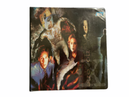 The X-Files Trading Card Lot Binder Press Photo Gillian Anderson David Duchovny image 1