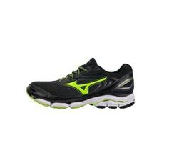 Mizuno WAVE INSPIRE 13 Men's Running Shoes Black Walking Gym Outdoor J1G... - $77.19