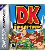 DK King Of Swing GBA Great Condition Fast Shipping - $12.93