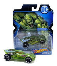 Hot Wheels DC Killer Croc Character Cars Mint on Card - $11.88
