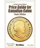 Basic Edition Price Guide For Canadian Coins - 9th Edition - $703,54 MXN