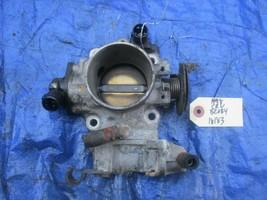 1998 Honda CRV B20B4 throttle body assembly OEM engine motor PR4 P3F B20... - $79.99