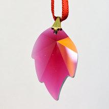 Swarovski Crystal Leaf Prism image 1