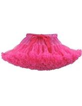 Baby Girls Tutu Skirt Princess Fluffy Soft Chiffon Ballet Birthday Party... - $18.85