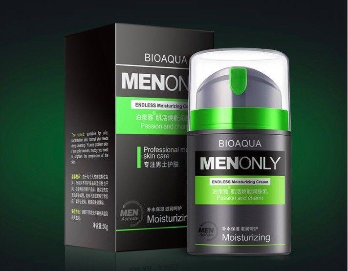 Skin Care Men Deep Moisturizing Oil-control Face Cream Hydrating Ageless Wrinkle image 12