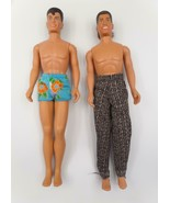 NKOTB New Kids On The Block Fashion Doll Lot of 2 Danny Jordan Earring R... - $19.99