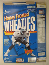 Empty WHEATIES Box 1995 14.75oz DEION SANDERS [Z202b4] - $5.58