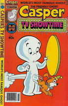 Casper TV Showtime #3 VG; Harvey | low grade comic - save on shipping - details - $3.99