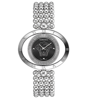 Versace 91Q99D008S099 Eon Ellipse Stainless Steel Ladies Watch - $2,588.32