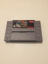 Street Fighter II Super Nintendo SNES Video Game Cartridge - $14.85