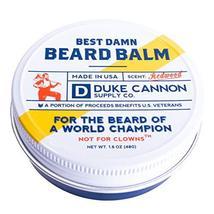 Duke Cannon Beard Bundle: Best Beard Oil, 3oz + Beard Balm, 1.6oz / Made with Na image 3