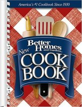 New Cook Book (Better Homes & Gardens New Cookbooks) Better Homes and Ga... - $8.33