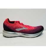 Brooks Women's Levitate 2 Purple/Pink Running Shoes Size 7.5 Medium (B) - $84.14